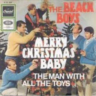 Beach boys-  The Man With All The Toys