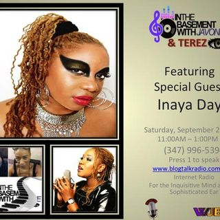 Inaya Day on Brunch in the Basement with JaVonne & Terez