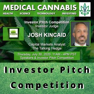 Medical Cannabis Investor Pitch Competition
