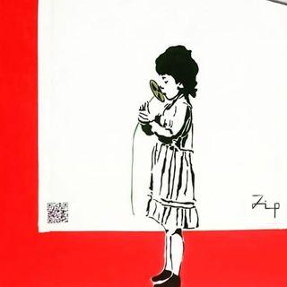 Intervista a ZIP_Street Art - CINQUANTESIMA PUNTATA!