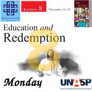 834 - Sabbath School - 16.Nov Mon