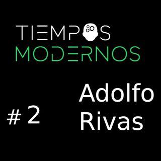 Adolfo Rivas - Guerra, Estado y campo
