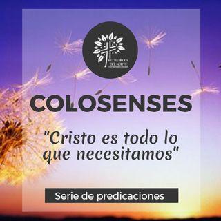 06. Servir y sufrir por cristo (Parte 1) Pastor Naim Arias :: Colosenses 1: 24-29 :: .23.04.17
