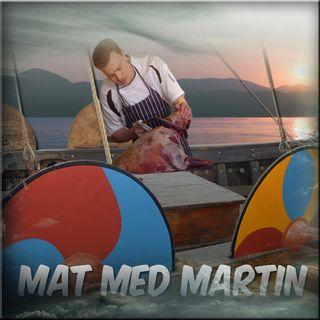 #2 Mat med Martin - GMO, Matkonspirationen