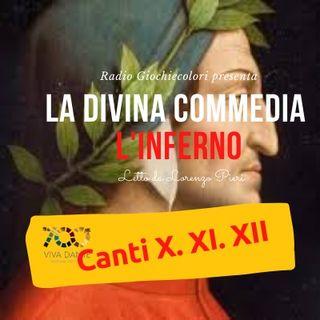 04 - Inferno (Divina Commedia - Dante Alighieri) Canti 10-11-12
