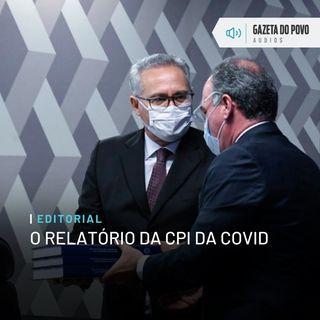 Editorial: O relatório da CPI da Covid