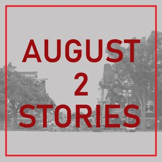 August 2 Stories #11: Seniors Hannah Pope, Grace Kirkpatrick, and Erik Ostrem