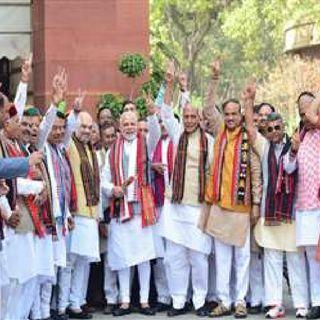 Modi Government - 91% करोड़पति