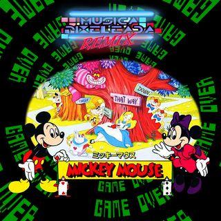 Mickey Mousecapade (NES)