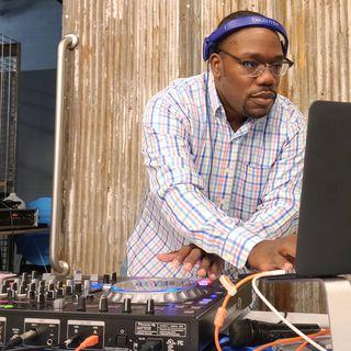 Dj Gains Bond Afro beats MLK Mix on Bushwick Radio 2021