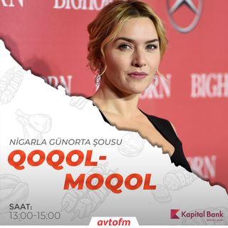 Kate Winsle-in ən sevdiyi yeməklər | Qoqol-moqol #42