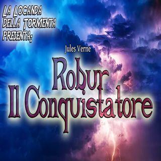 Audiolibro Robur il conquistatore - Jules Verne