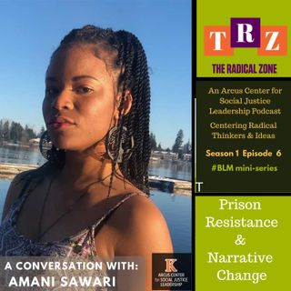Prison Resitance & Narrative Change with Amani Sawari