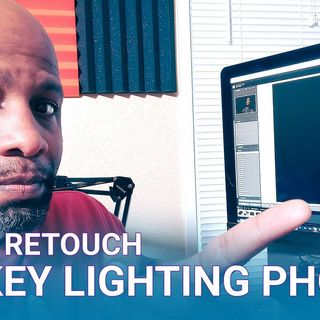 Hands-On Photography 57: How To Retouch Low Key Lighting Shots