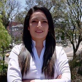 El candidato: Ana Chimbo, Alianza PAIS