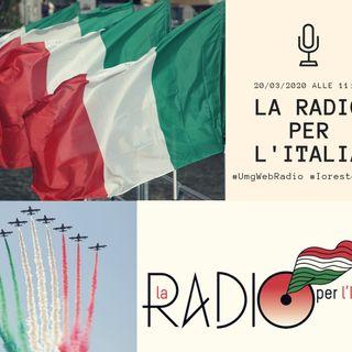 Special: #Laradioperlitalia