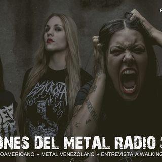 Metal latino + Metal venezolano + Noticias + Entrevista a Walking Like Ants