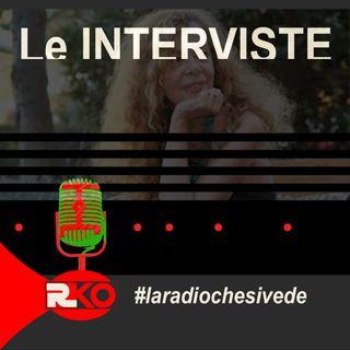 Loredana Lipperini ai microfoni di RKO cn Carlo Chicco