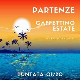 Pt 1 Caffettino Estate: partire è la cosa più difficile, ma come si fa?