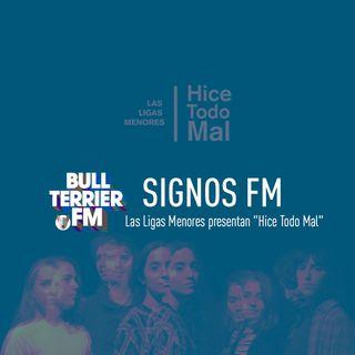 """SignosFM Las Ligas Menores presentan """"Hice Todo Mal"""""""