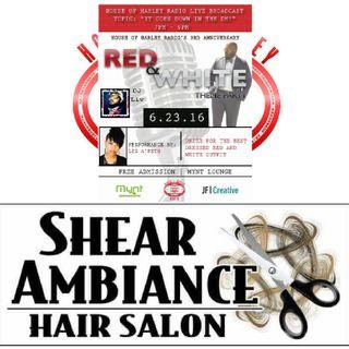 HoH Radio 3rd Anniversary Neo Soul Mix feat Shear Ambiance Hair Salon