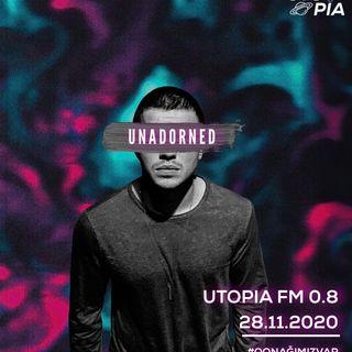 Utopia FM 0.8 -Unadorned #Comeback