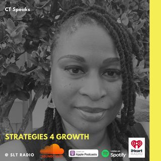 """9.15 - GM2Leader - """"Strategies 4 Growth"""" - CT Speaks (Host)"""