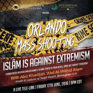Islam Is Against Extremism | Abu Khadeejah Abdul-Wahid