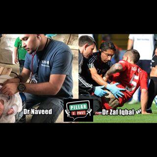 Episode 002: Dr Zaf Iqbal & Dr Naveed