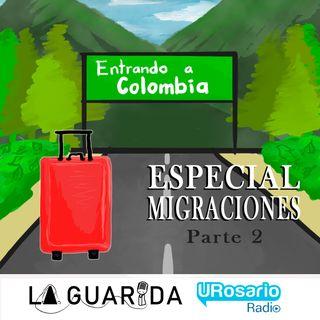 Especial migración: Tierra nueva