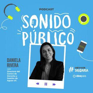 Hablemos sobre el derecho humano al agua: Sonido Público junto a Daniela Rivera