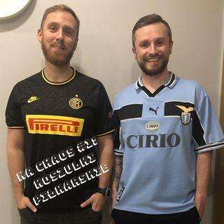Na Chaos #1: Koszulki piłkarskie
