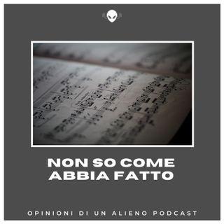 Analizziamo insieme il testo più bello di tutta la musica Italiana (Opinioni di un Alieno #25)