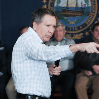 Pre-Convention Confusion With Kasich And Sanders