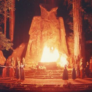 BOHEMIAN GROVE... TARGET JULY 15TH... PART ONE