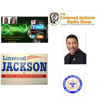 The Kevin & Nikee Show - C. Linwood Jackson - Actor and Candidate for DE State Rep. 16th Dist.