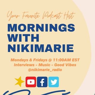Mornings with NikiMarie: Happy Monday!!
