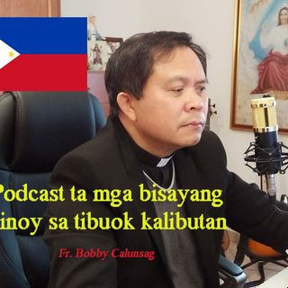 Podcast ta tanang mga bisayang Pinoy sa tibuok kalibutan