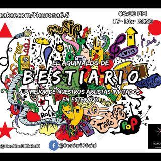 Aguinaldo de Bestiario