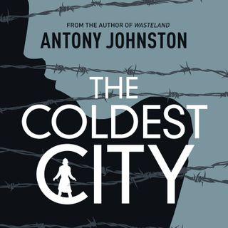 Source Material #127: The Coldest City Comics (Atomic Blonde) (2012)