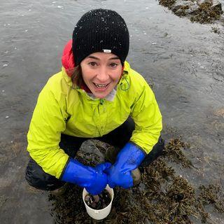 Fanny Gagnon : inspectrice de mollusque