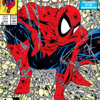 "Source Material #263 - Super Blog Team Up - ""Chromium"" - Spider-Man ""Torment"""
