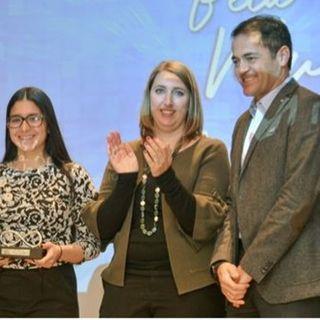 Telefónica Movistar y URosario entregan la primera beca de excelencia mujeres MACC - Movistar