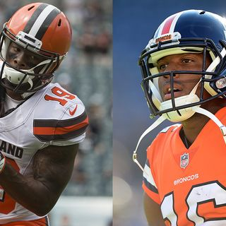 Patriots Sign Corey Coleman, Bennie Fowler