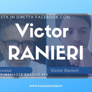 Intervista Victor Ranieri, Country Manager di Casavo, il primo instant buyer italiano
