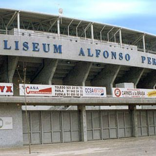 Ahora Getafe pide cambiar la denominación del Coliseum