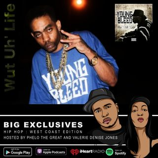 Young Bleed - How Ya Do Dat On-Line Exclusive with Valerie Denise Jones & Phelo the Great