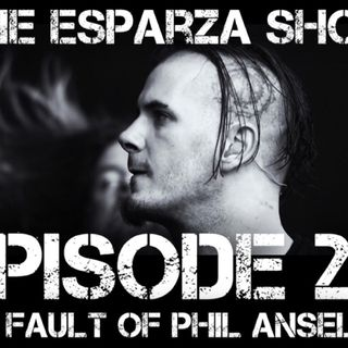 Episode 28: The Fault of Phil Anselmo (racism, Pantera, can he be forgiven, and is this the end of Phil Anselmo's illustrious career?)