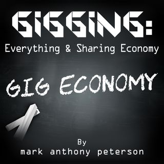 Ep 39 - Gigging News - Deliveroo IPO, Coliving & WeWork, Food Rescue Apps, and Physical Therapists Join the Gig Economy