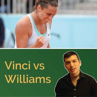 Vinci vs Williams, US Open 2015: Where amazing happens